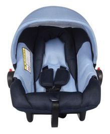 Mee Mee Canopied Car Seat Blue