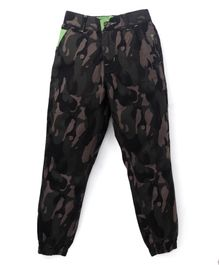 Gini & Jony Camouflaged Joggers Pant - Dark Grey