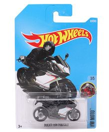 Hot Wheels HW Moto Die Cast Toy Bike (Color & Design May Vary)