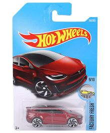 Hot Wheels Factory Fresh Die Cast Toy Car - Maroon