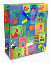 Mima Art - Animal Alphabet Gift Bags