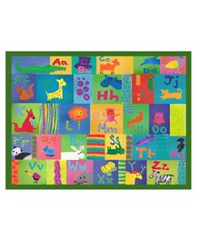 Mima Art - Animal Theme Table Mats