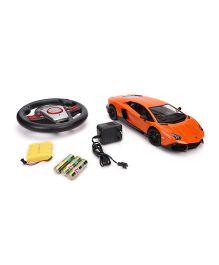Mitashi Dash Lamborghini Aventador LP720-4 Remote Control Car - Orange