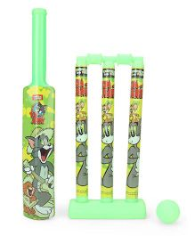 Tom and Jerry My First Mini Cricket Set - Green