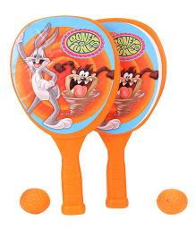 Looney Tunes Racket Set - Orange