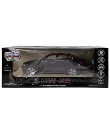 Mitashi Dash RC Rechargeable BMW X6 Car - Black