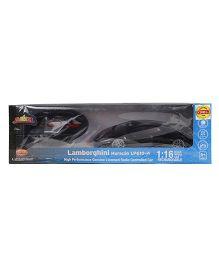 Mitashi Dash Lamborghini Huracan LP610 RC Car - Black