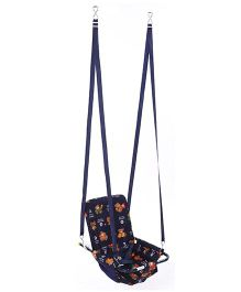 Mothertouch 2 In 1 Swing - Navy