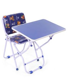 Mothertouch Wonder Study Table - Blue