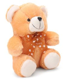 Playtoons Teddy Bear Brown - Height 20 cm