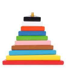 Alpaks Graded Tower Triangle - Multi Color