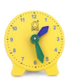 Alpaks Geared Clock - Yellow