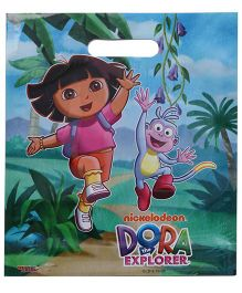 Dora Sticker Bazaar Gift Bag Small Pack Of 20 - Multi Color