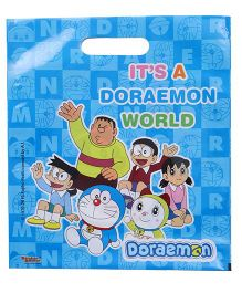 Doraemon Sticker Bazaar Gift Bag Small Pack Of 20 - Blue