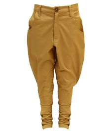 Tiber Taber Stylish Breeches - Camel Brown