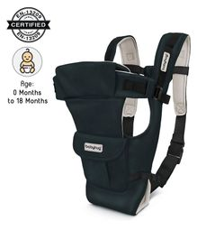 Babyhug Joy Bundle 4 in 1 Carrier - Navy Blue