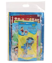 Doraemon Stationery Set Combo - Blue