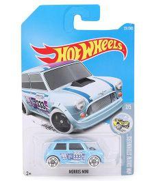 Hot Wheels HW Snow Stormers Die Cast Toy Car - Blue