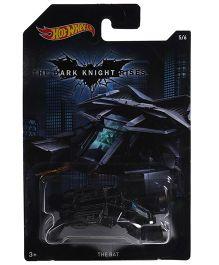 Hot Wheels Batman The Bat Die Cast Tank - Black