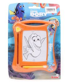 Disney Pixar Finding Dory Drawing Board - Orange