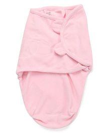 Summer Infant Polyester Fleece Original Swaddle Small - Pink