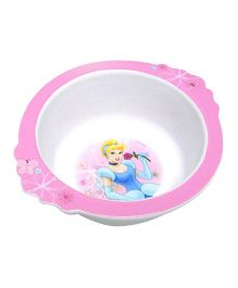 The First Years Disney Princess Bowl - White Pink