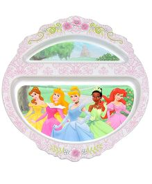 The First Years Disney Princess Plate - Multicolor