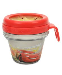 The First Years Disney Cars Snack Bowl - Red