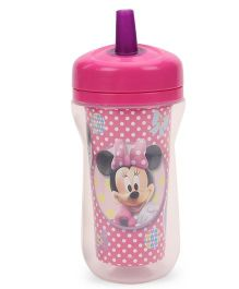 The First Years Disney Minnie Mouse Insulated Straw Cup - 266 ml