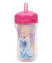 The First Years Disney Princess Insulated Straw Cup - 266 ml