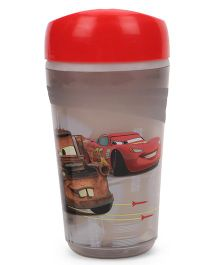 The First Years Cars 2  Colour Changing Grown Up Trainer Cup - Red
