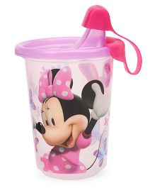 The First Years Minnie Take & Toss Sippy Cup Pack of 3 Pink - 276 ml