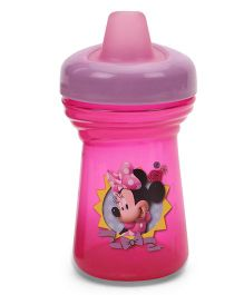 The First Years Minnie Soft Spout Cup Pink - 266 ml