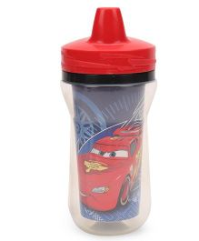 The First Years Meal Mates Cars Insulated Sippy Cup Red - 270 ml