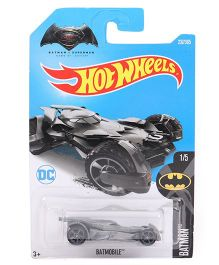 Hot Wheels Batman Die Cast Car - Black