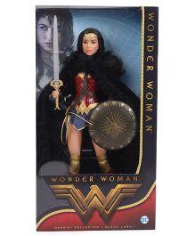 DC Comics Wonder Women Doll Red - 28.5 cm