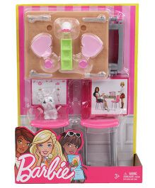 Barbie Dinner & Movie Fun Set - Pink