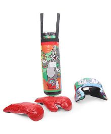Tom & Jerry Printed Boxing Kit - Multi Color
