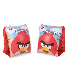 Bestway Armbands Angry Birds Print Set of 2 - Red