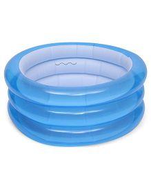 Bestway Summer 3 Ring Pool - Blue
