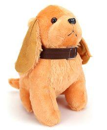IR Dog Soft Toy Light Brown - 29 cm