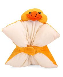 IR Folding Pillow Duck - Yellow