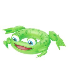 Bestway Frog Shaped Swimming Ring - Green