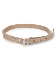 Kid-o-nation Kids Belt - Cream