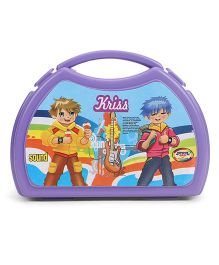 Jewel Tiffiny Lunch Box - Purple