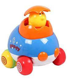 Fab N Funky Happy Growth Funny Toy - Orange