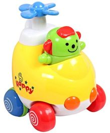 Fab N Funky  Healthy Baby Funny Toy - Green