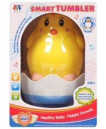 Fab N Funky Smart Tumbler Toy - Hen