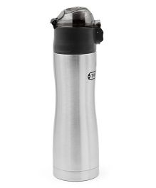Milton Thermosteel Maestro Insulated Bottle Steel Plain - 500 ml
