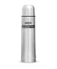 Milton Thermosteel Flask With Plain Lid Silver - 500 ml